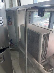 Cục nóng điều hòa Trane