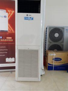 Máy lạnh điều hòa tủ đứng hãng Trane. Model: MCV120BB/TTA120RD