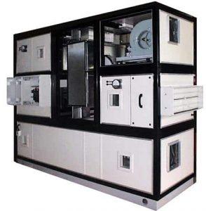 Bộ xử lý không khí AHU