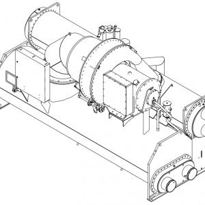 CenTraVac™ Chillers giải nhiệt nước CVHE, CVHF, CVHG