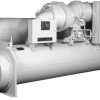 Chiller Trane model CVGF