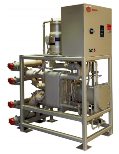 Chiller giải nhiệt nước model: CICB