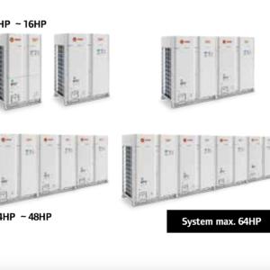 Máy lạnh trung tâm VRF Trane